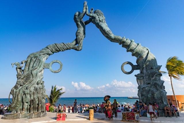 Dio atención a 418 turistas el Centro de Atención al Turista de Playa del Carmen durante el 2021