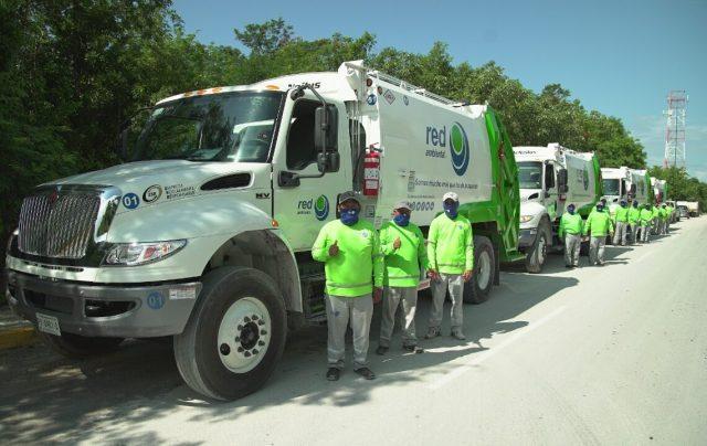 Implementan operativo emergente para limpiar Puerto Morelos