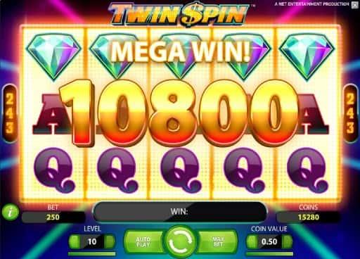 第1位Twin Spin