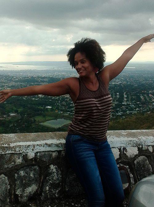 marie noelle martiniquaise en Jamaïque caraibexpat 3