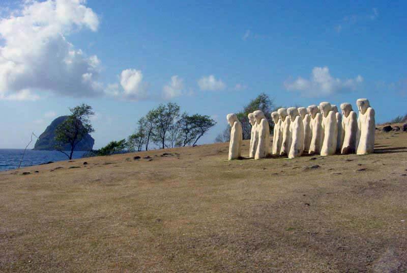 commemoration abolition esclavage Martinique cap 110 caraibexpat