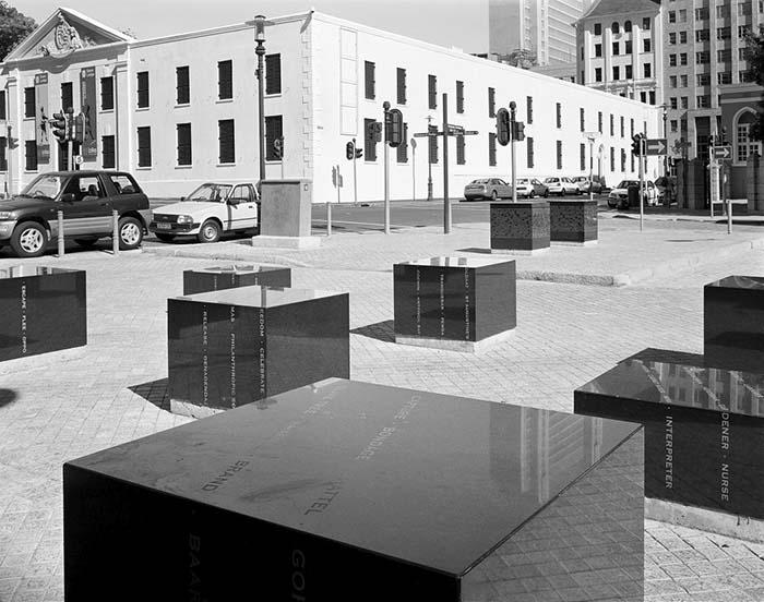 commemoration abolition esclavage slavery memorial cape town caraibexpat