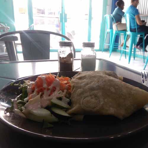 restaurants ou dejeuner a sainte lucie blue monkey