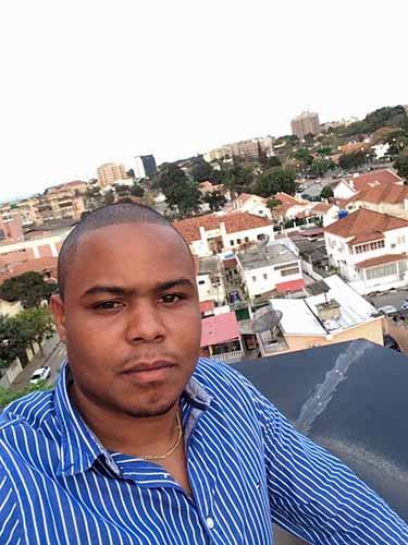 Fabien antillais a luanda Angola caribexpat profil