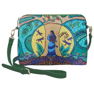 purse strong earth woman