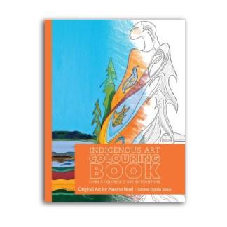 Maxine Noel Colouring book