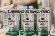 Canadian Club - Ginger Ale
