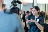 La collaboratrice de Caribou, Julie Aubé, est finaliste dans la catégorie Prix du tourisme gourmand pour ses évènements Prenez le champ!