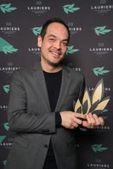 Prix du service en salle: Alexandre Van Huynh
