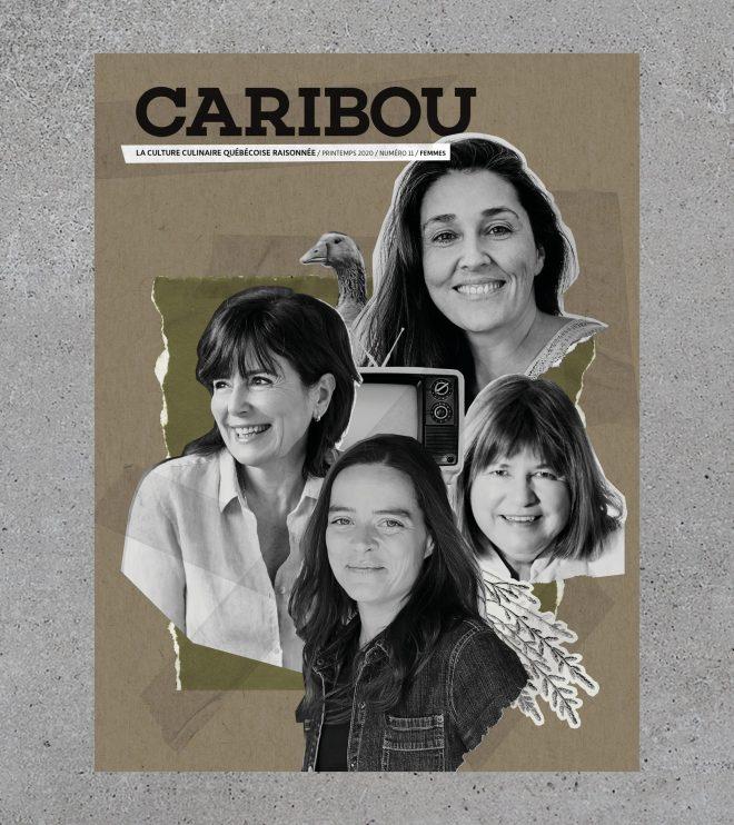 Caribou numéro 11 Femmes