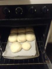Making Bajan Salt Bread