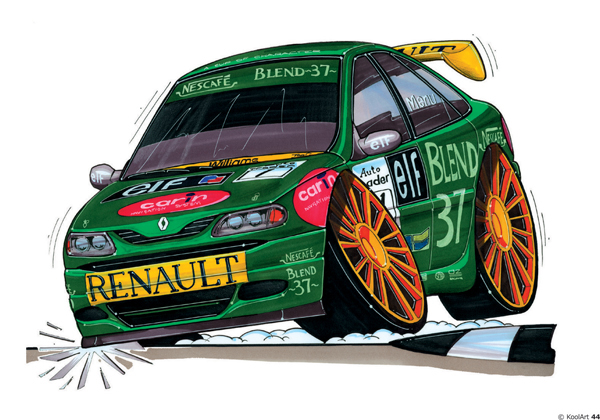 Renault Laguna Sport Verte