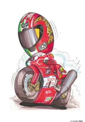 Aprilia Valentino Rossi GP