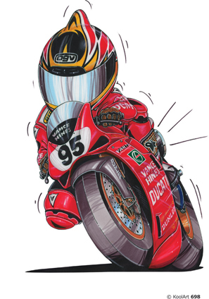 Ducati 998 Rouge Moto GP