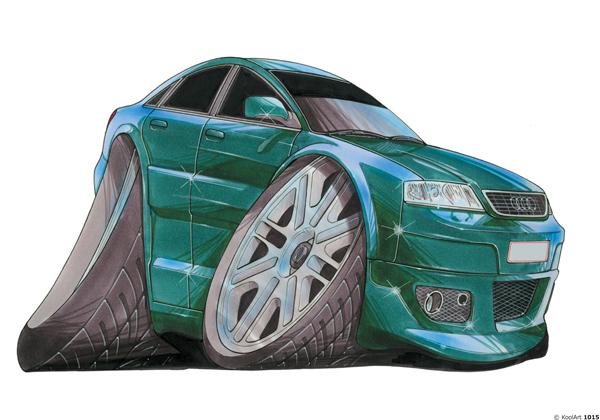 Audi A4 Verte