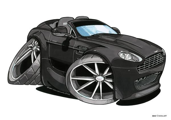Aston Martin DBS Sport Noire