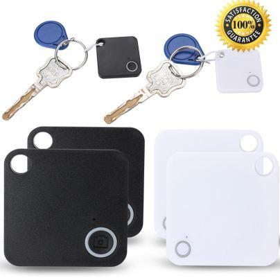 Tile Mate Car Keychain