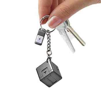 Wonder Cube Car Keychain
