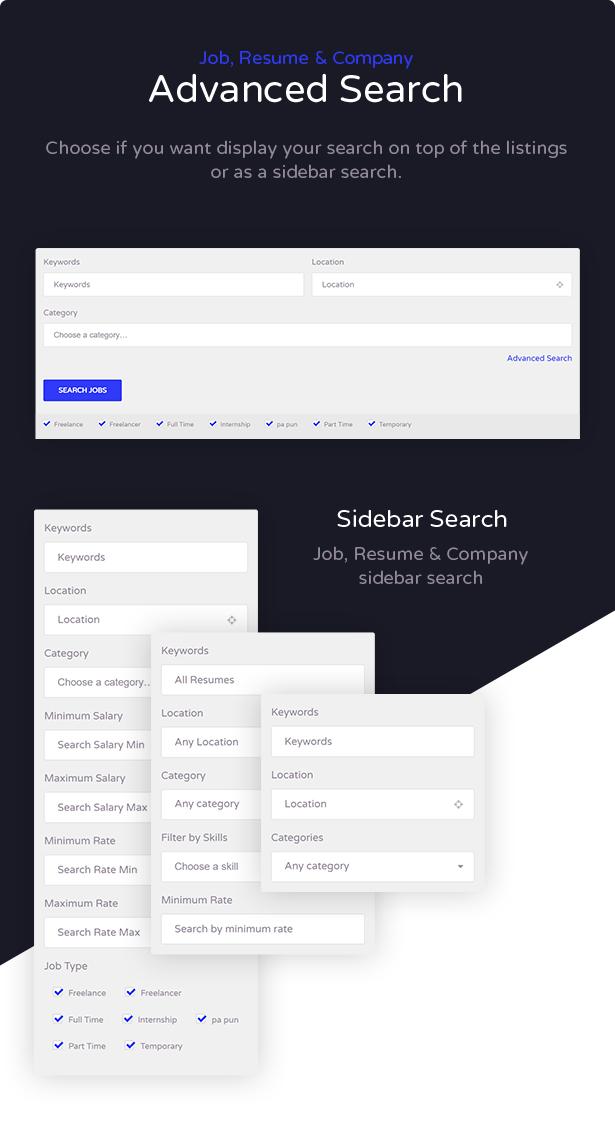 Cariera - Job Board WordPress Theme - 5