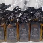 Lembrancinhas aniversário 50 anos- Wado Jack Daniels