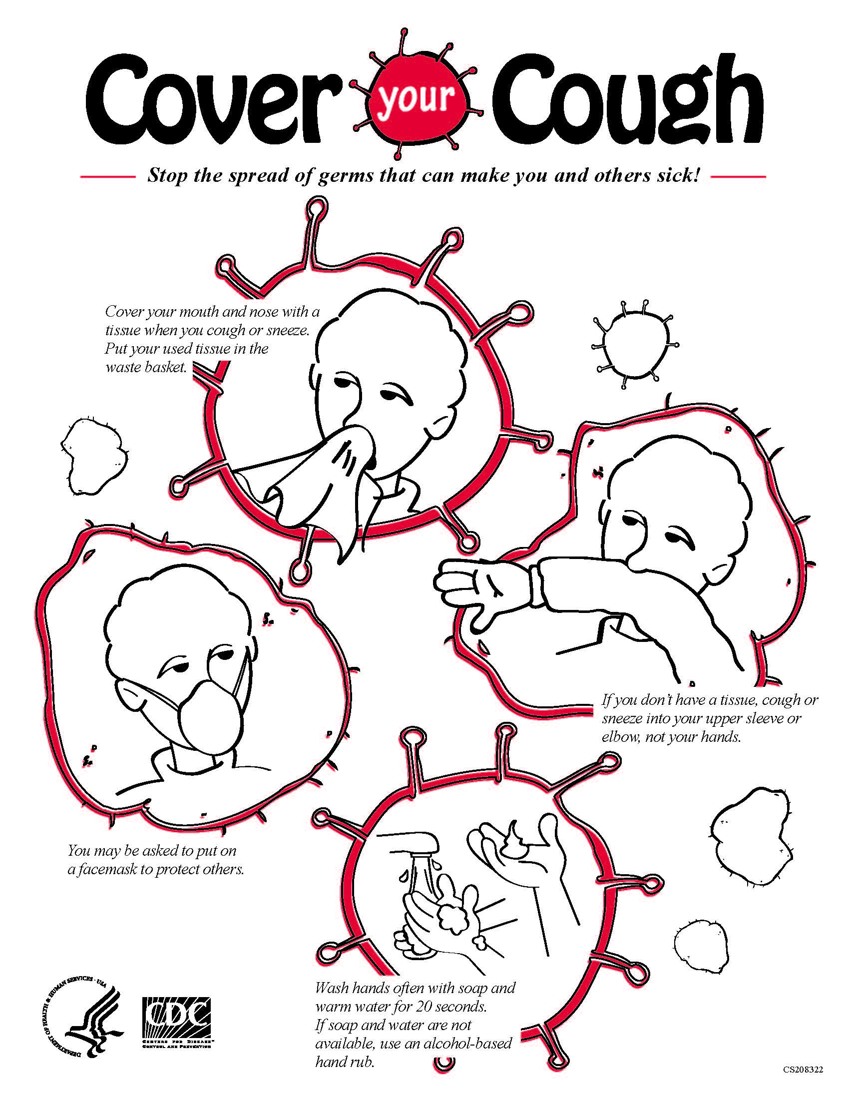 Coughing And Sneezing Etiquette