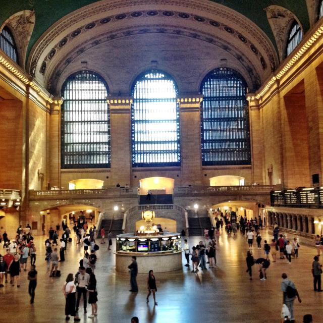 Central Station em Nova York
