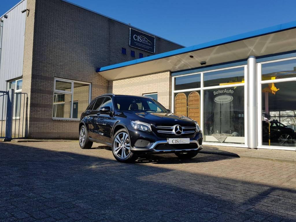 Mercedes-Benz importeren