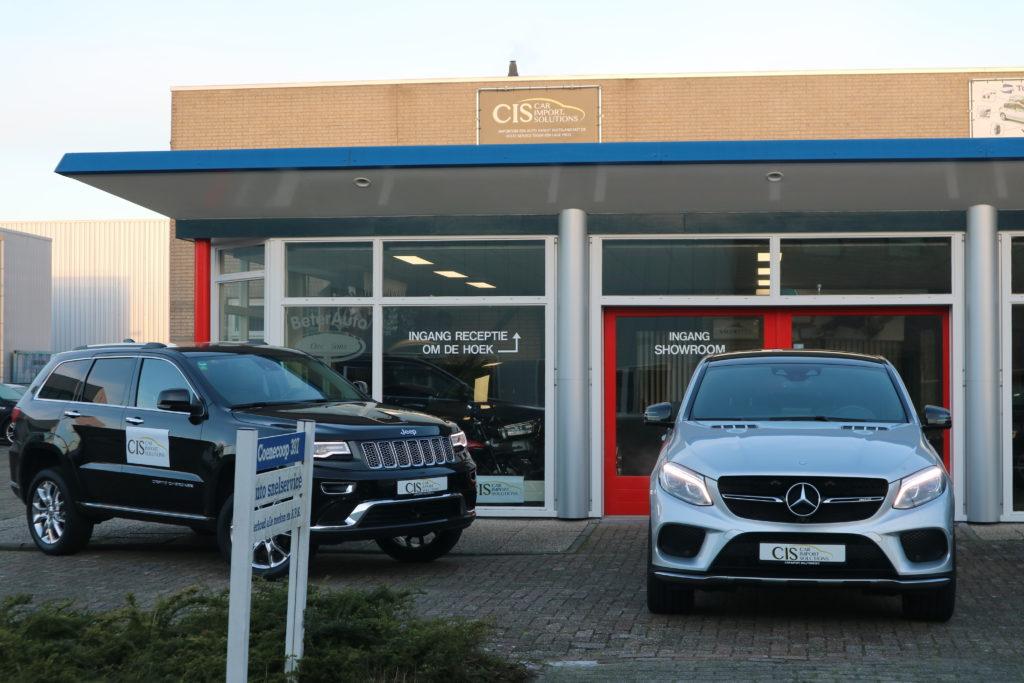Car Import Solutions B.V.