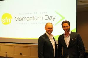 Jay Kubbasek and Stuart Ross Momentum Day #6