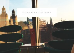 Jeg fikk Stockholm Syndrome. Carina Behrens - carinabehrens.com