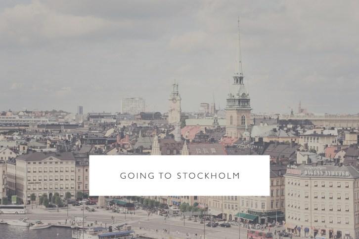 Carina Behrens skal til Stockholm for første gang i sitt liv - carinabehrens.com