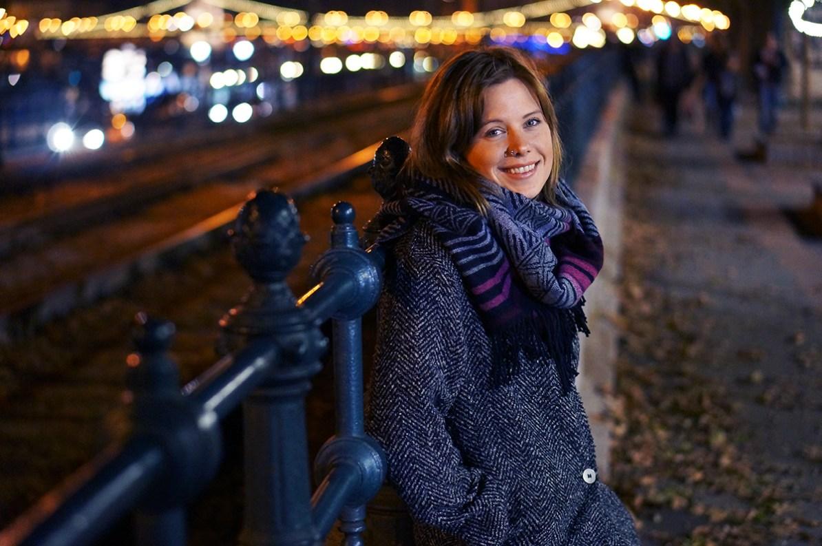 Carina Behrens i Budapest. Tekst om å kategorisere blogg. carinabehrens.com