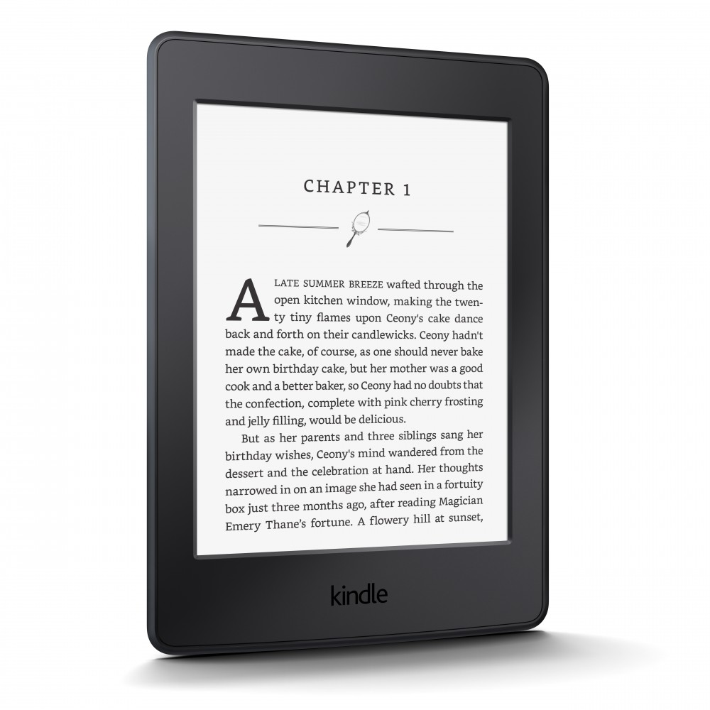 Kindle Paperwhite - Carina Behrens, carinabehrens.com