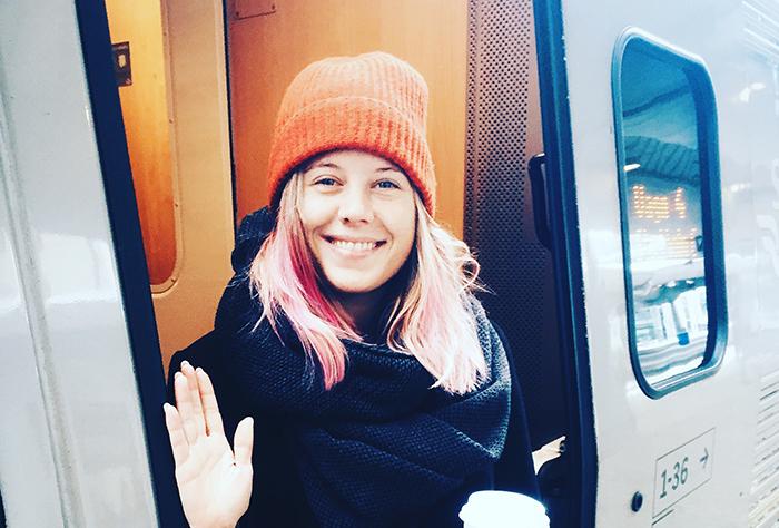 Carina Behrens flytter til Stockholm - carinabehrens.com
