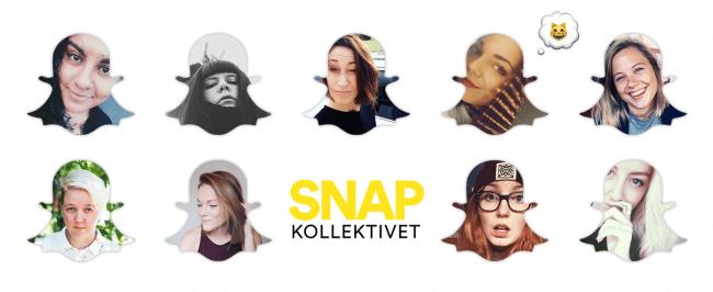 SnapKollektivet - Carina Behrens, carinabehrens.com