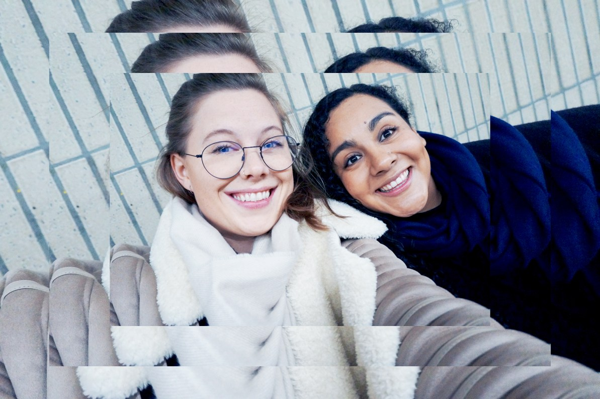 Luisa og Carina - Carina Behrens, carinabehrens.com