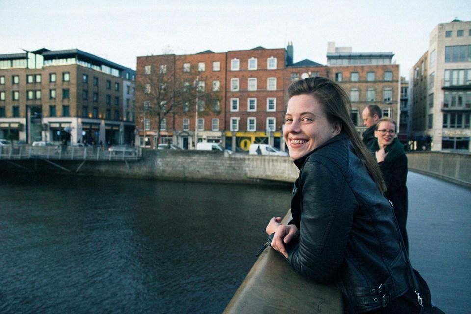 Carina Behrens i Dublin - carinabehrens.com