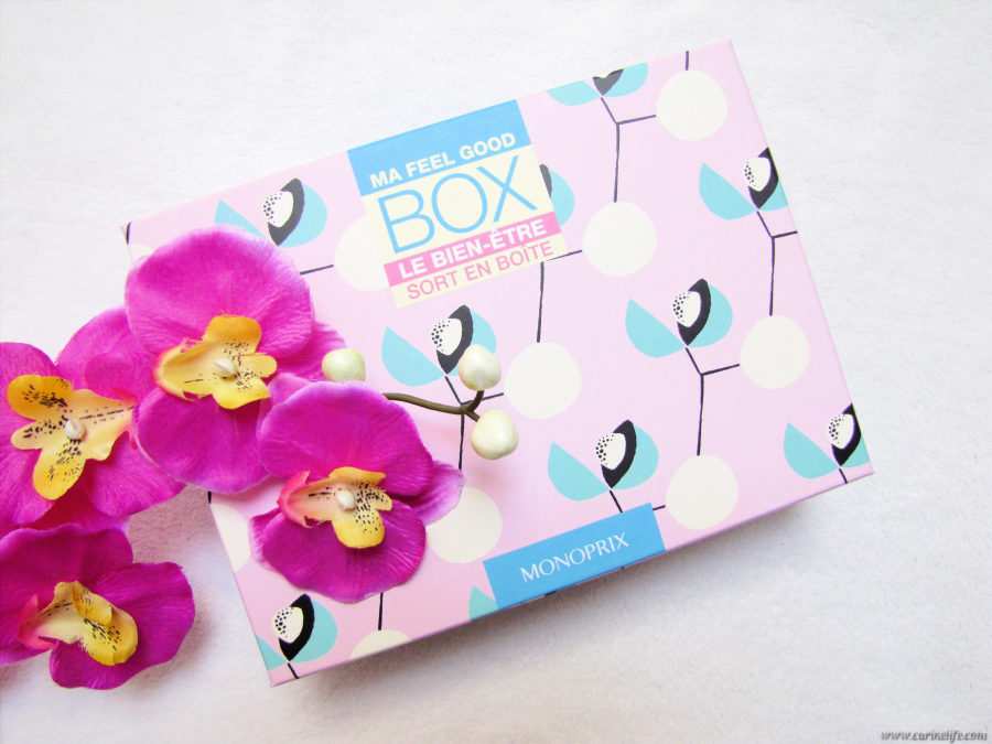 bon plan ma feel good box monoprix 30 box gagner carinelife. Black Bedroom Furniture Sets. Home Design Ideas