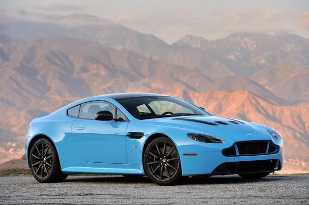 2015 Aston Martin V12 Vantage S (1/6)