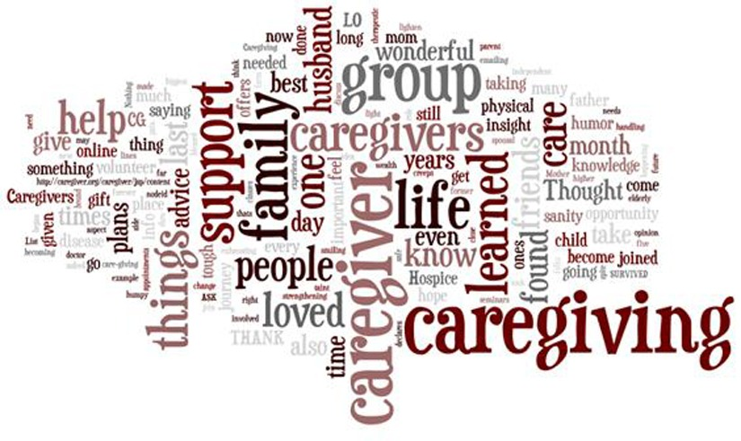 what is the definition of a caregiver