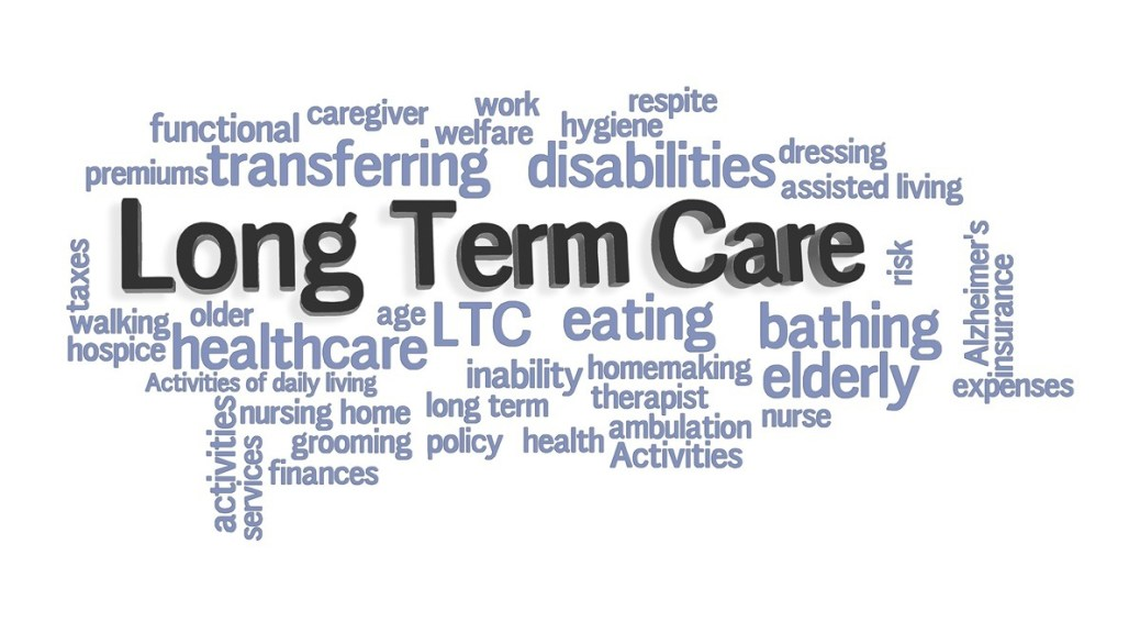 Long-term Care Word Cloud