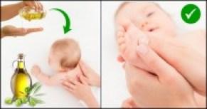 Olive or coconut oil in Summer for massage