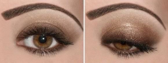 Как правильно красить глаза карие, голубые и зеленые