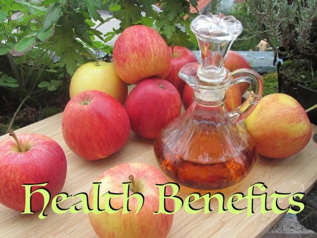 Apple cider vinegar health.001