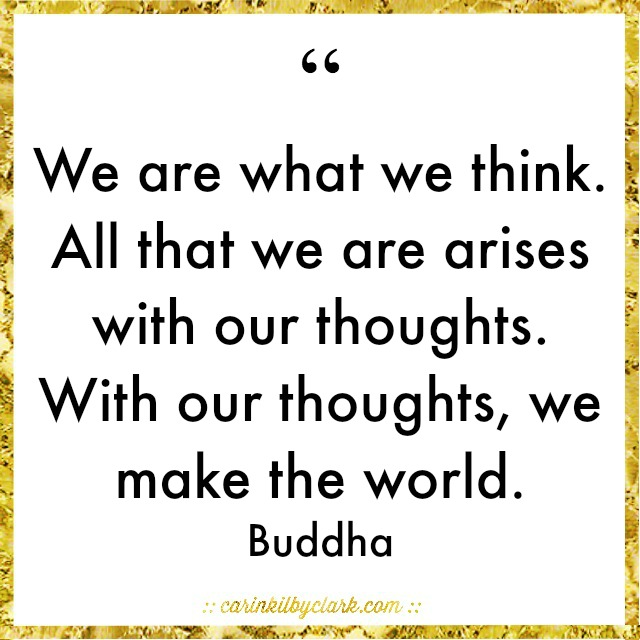 Control Your Mind Control Your World - Buddha Quote