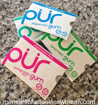 Pur Gum Review 1