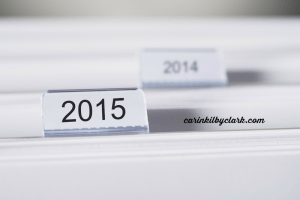 What will you file away for 2015?