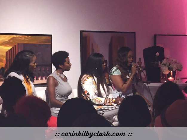 Panelsts: @lover4_fashion | @brosiaaa | @courtneyadeleye | @chrisettemichele