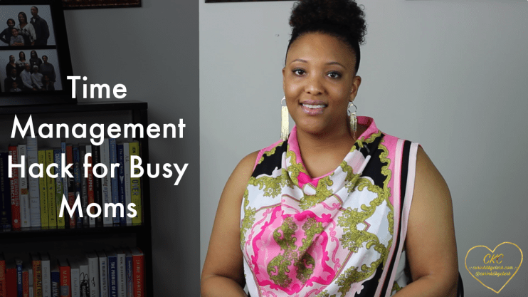 Time Management Hack for Busy Moms via @carinkilbyclark