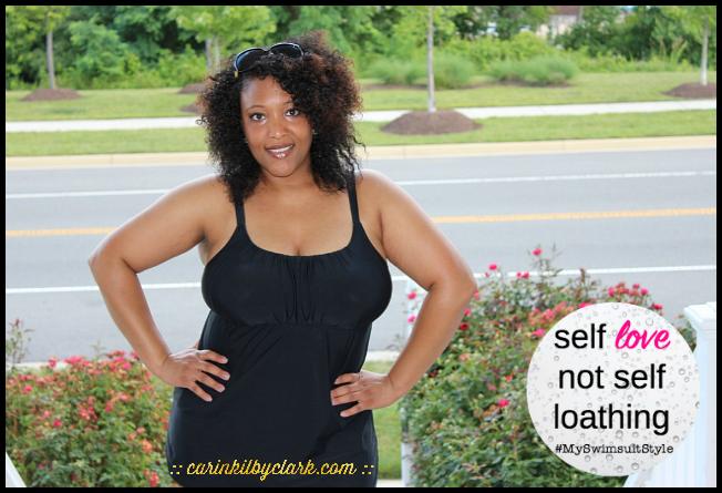 The Joy of Self-Love #MySwimsuitStyle via @carinkilbyclark